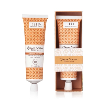 Ginger Sorbet Body Milk